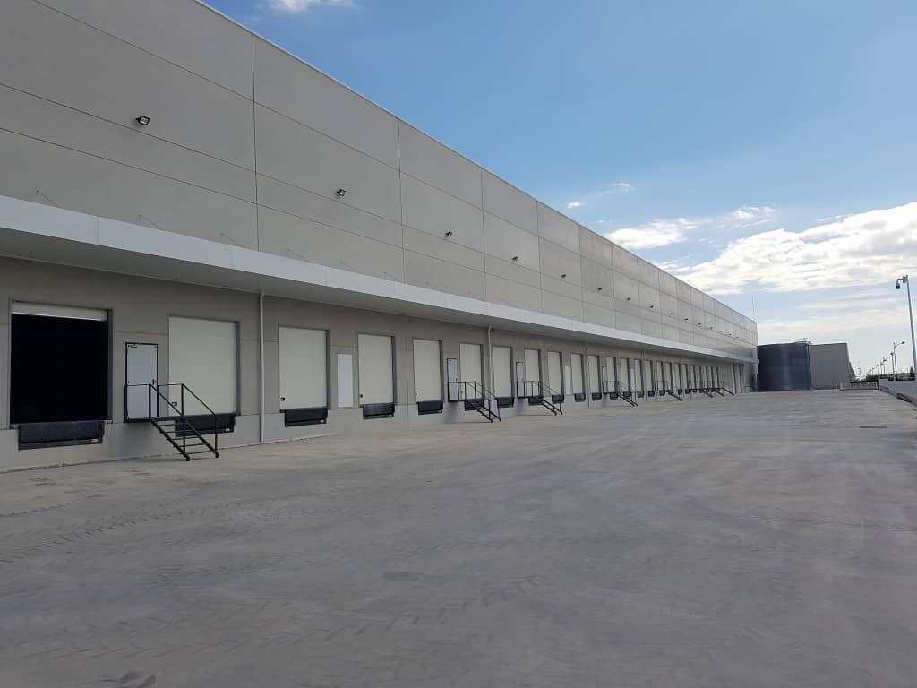 Sistemas de carga y puertas industriales Pascual Martí