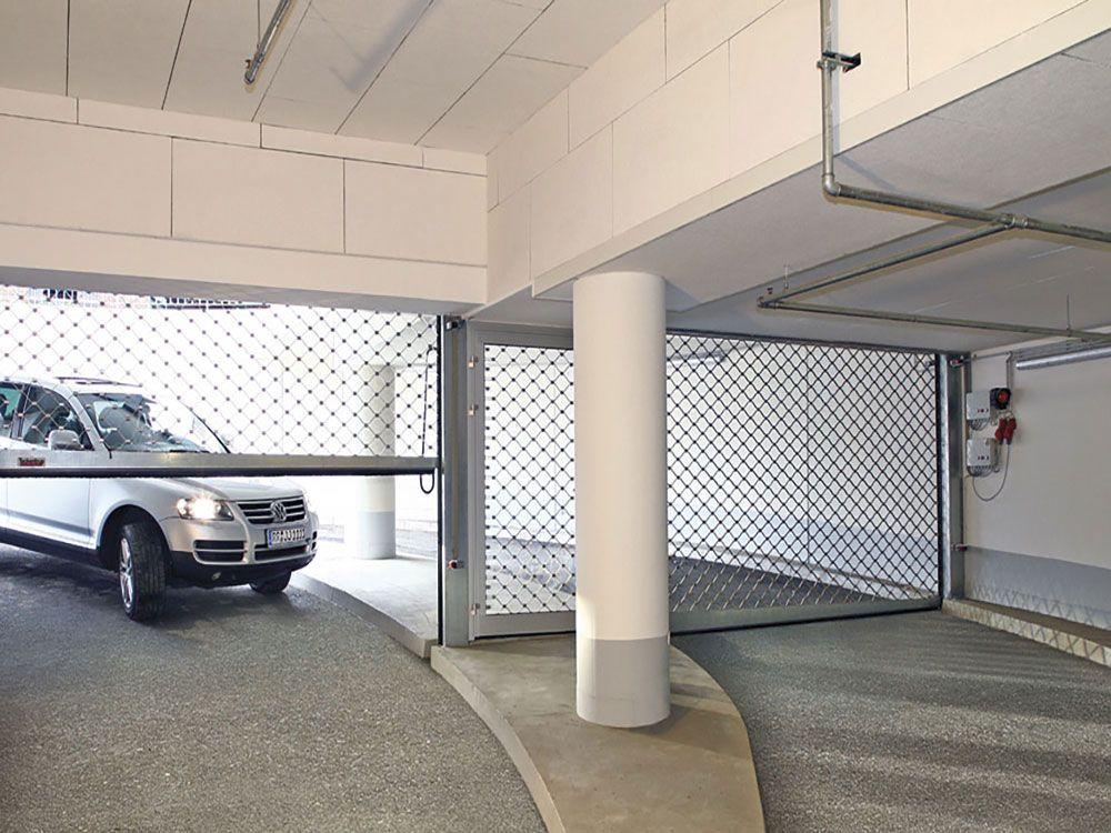 Puertas industriales enrollables