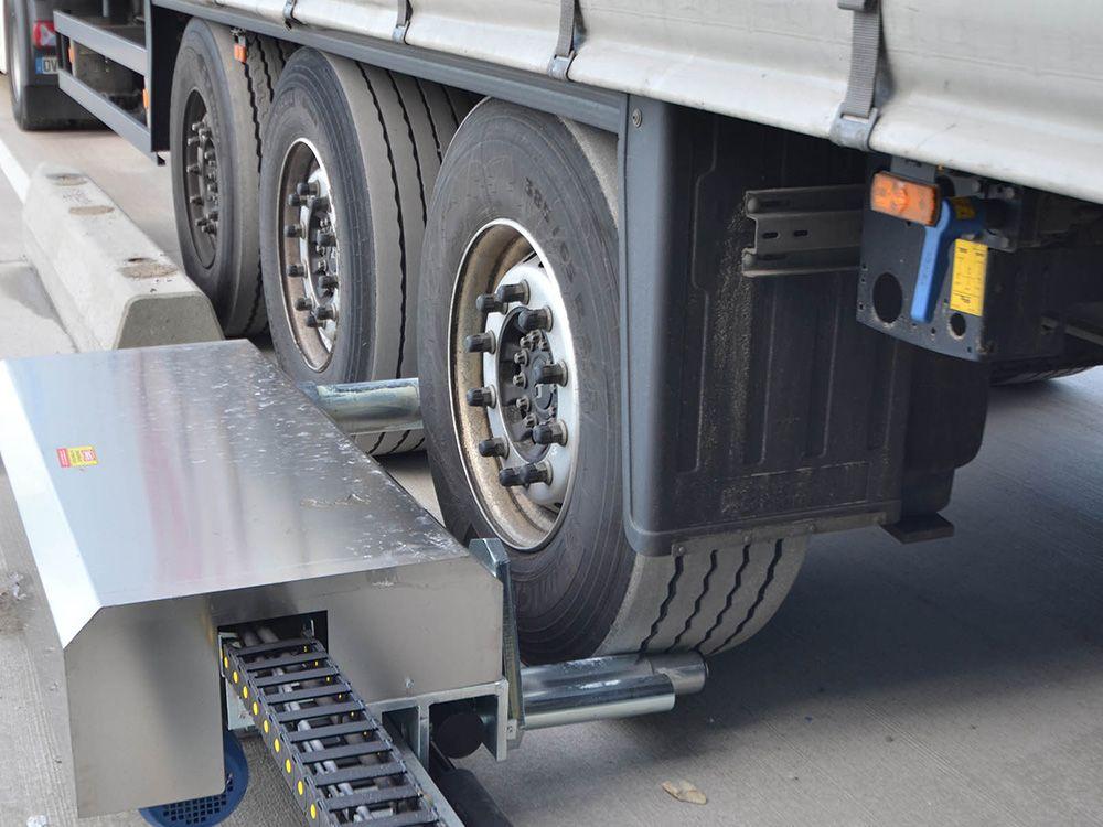 Sistemas Autoblock para camiones